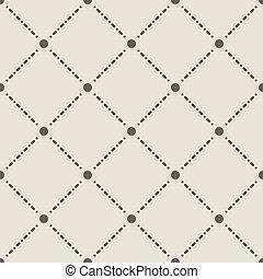Brown seamless pattern
