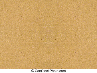 Brown seamless tileable sand paper background.
