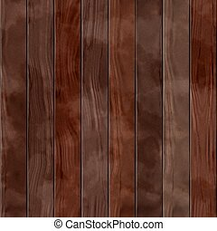 Brown seamless wood fence texture