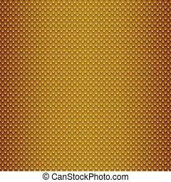 Brown Snake Skin Scales Seamless Pattern