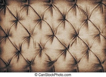 brown sofa decor fabric as natural background