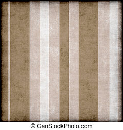 Brown striped grunge background