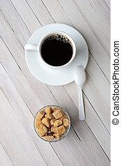 Brown Sugar Coffee Spoon