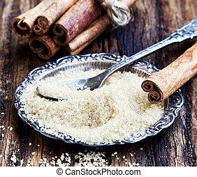 Brown Sugar with Cinnamon