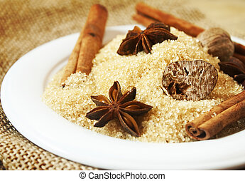 Brown Sugar with Spices