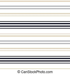 Brown Taupe Horizontal striped seamless pattern background suitable for fashion textiles, graphics