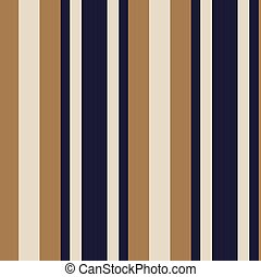 Brown Taupe vertical striped seamless pattern background suitable for fashion textiles, graphics