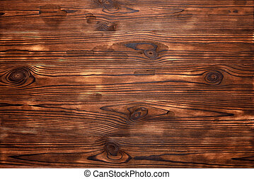 Brown textural background natural wood