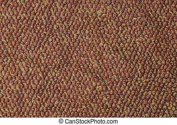 Brown towel