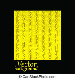 brown vector abstract background