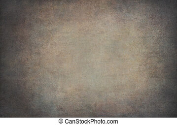 Brown vignetting hand-painted background
