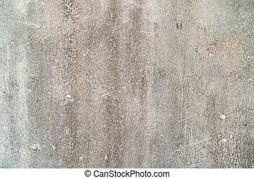 Brown wall cement.