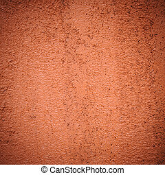 Brown wall