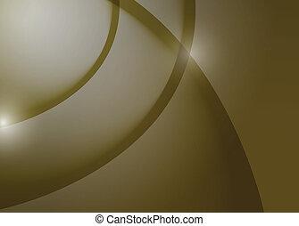 brown wave lines graphic illustration design background