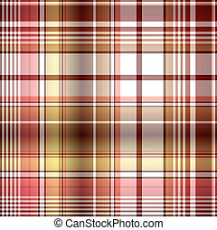 Brown-white seamless pattern