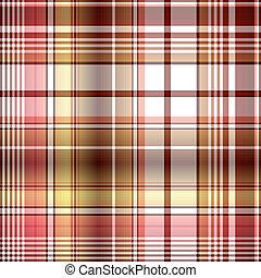 Brown-white seamless pattern