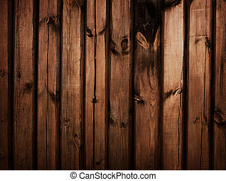 brown wood fence texture