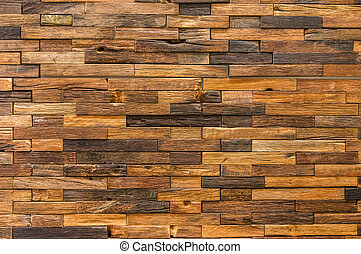 Brown wood texture of wooden planks