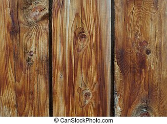 Brown wooden surface from boards
