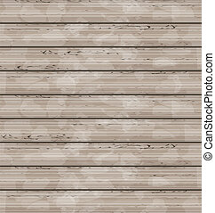 Brown wooden texture, grunge background - Illustration brown...