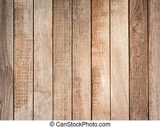 Brown wooden wall background