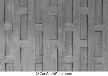 Brown wooden wall with vertical stripes