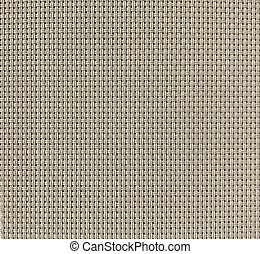 Brown wooven PVC fabric texture