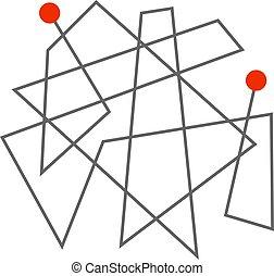 Brownian, particles random, motion (pedesis)