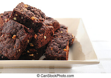 Brownies dessert