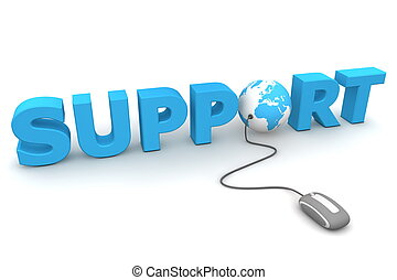Browse the Global Support - Blue