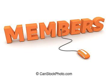 Browse the Orange Members - Orange Mouse