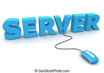 Browse the Server - Blue Mouse