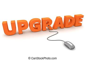 Browse the Upgrade - Orange