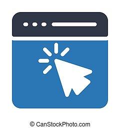 browser cursor