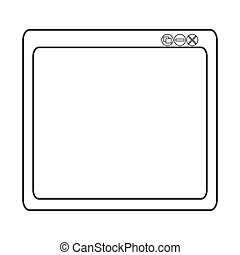 browser window icon