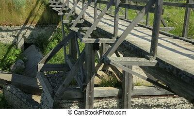 brug, landelijk, oud