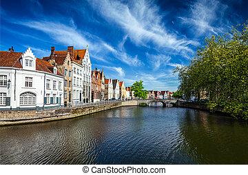 Bruges Brugge, Belgium