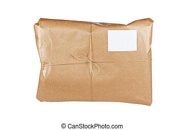 bruin pakket