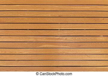 bruine , hout, plank, muur, textuur, achtergrond
