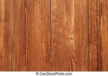 bruine , houten raad, textuur