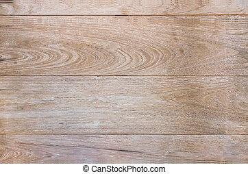 bruine , textuur, hout, achtergrond, plank, hout