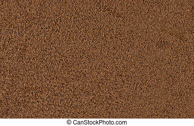 bruine , textuur, suede, achtergrond