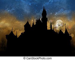 brumoso, castillo