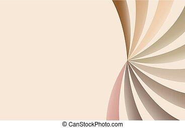 brun, artistisk, bakgrund