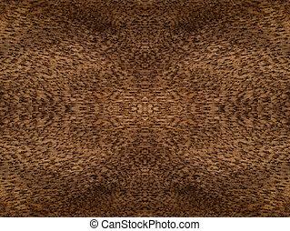 brun, bois, arrière-plan.