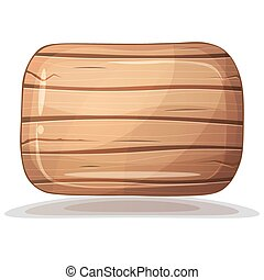 brun, box., texture bois
