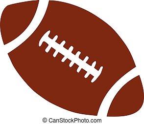 brun, football