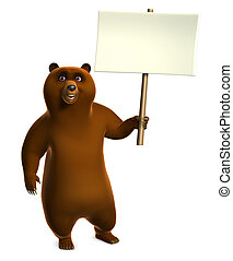 brun, grizzly