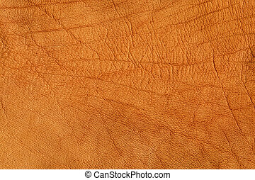 brun, läder, struktur