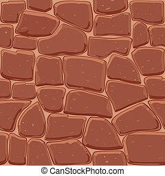 brun, pierre, seamless, fond
